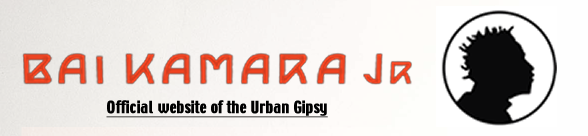 Bai Kamara Jr - Official Website of the Urban Gipsy